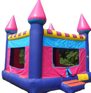 Bounce house castle rental miami