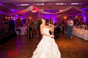 Bride groom dance 6