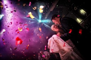 Bride groom first dance 1