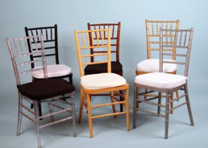 Party rental chiavari chairs miami