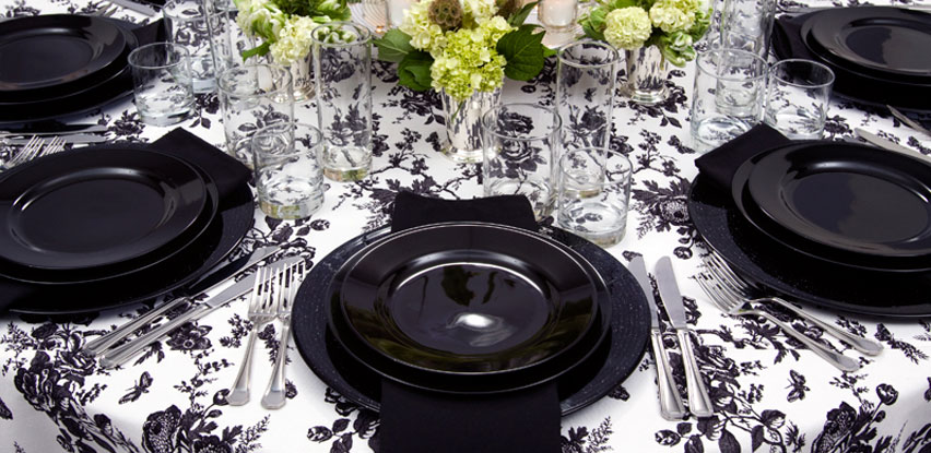 table Table miami linen and linens  rentals decor