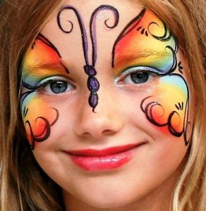 facepainting in miami