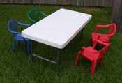 Tents, Tables & Chairs 6