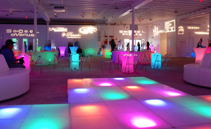 Light Up Furniture ...