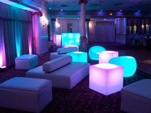 Lounge furniture rental miami