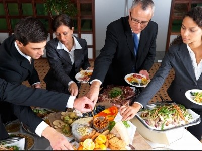 Catered Business Meetings, Networking events and Mixers Miami