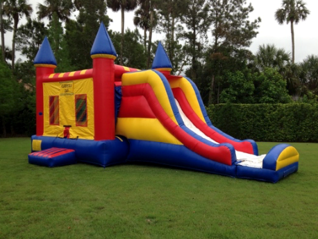 Rent Bounce Houses, Slides and Obstacle Courses for Miami Event