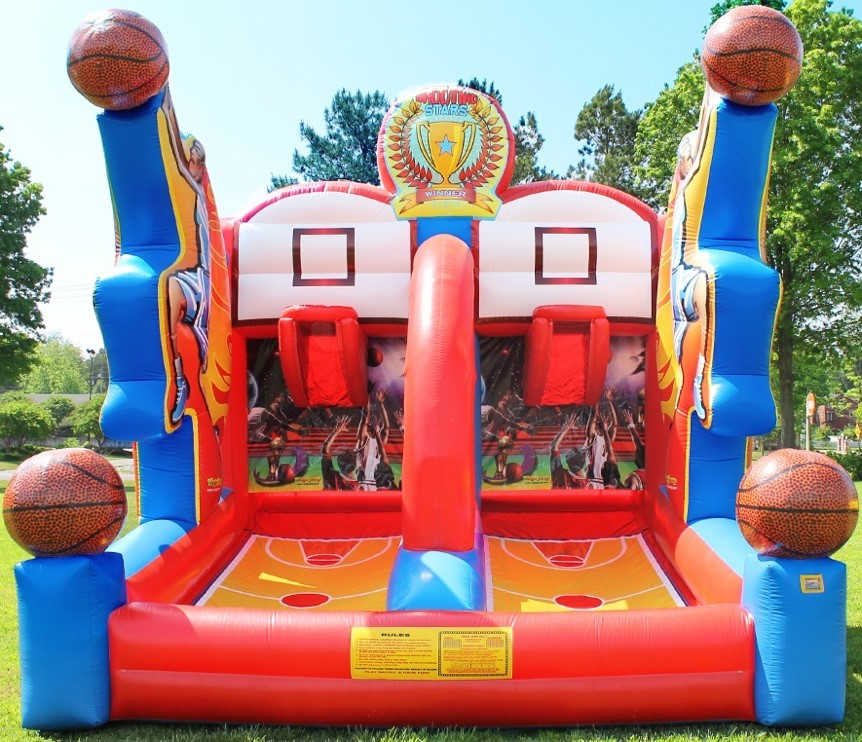 Rent Carnival Games for Miami Event
