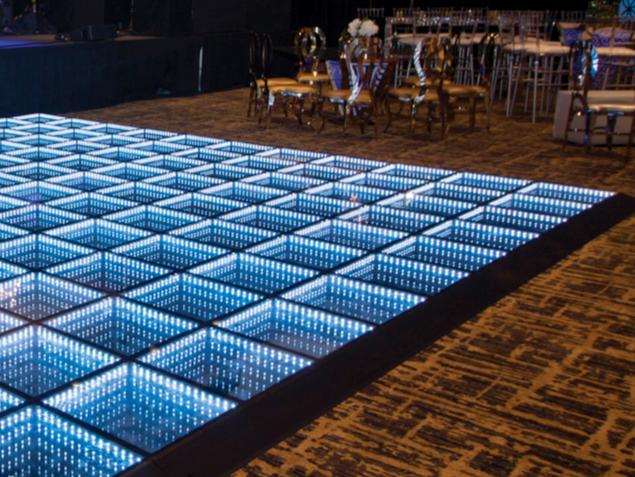 Rent Dance Floors for Miami Event