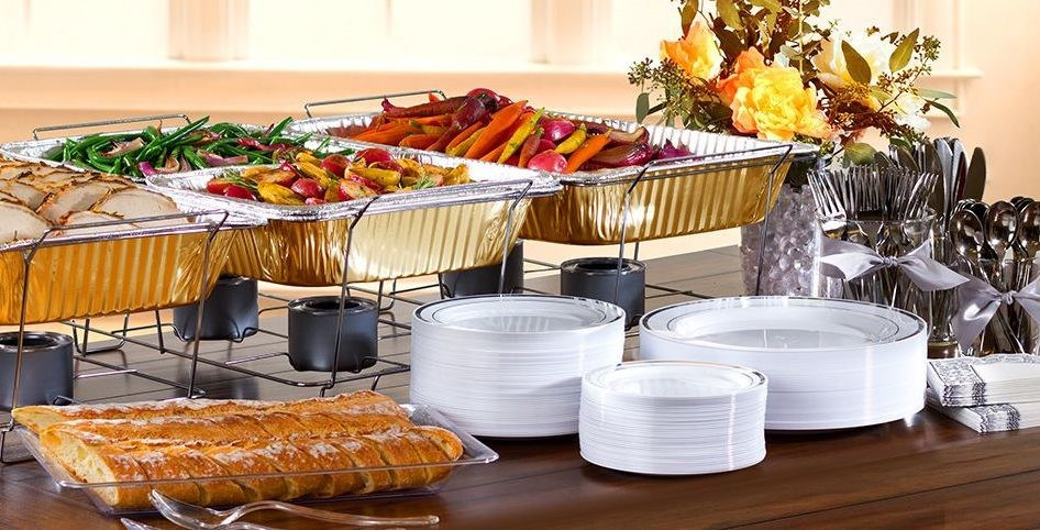 Drop Off Service Catering Miami