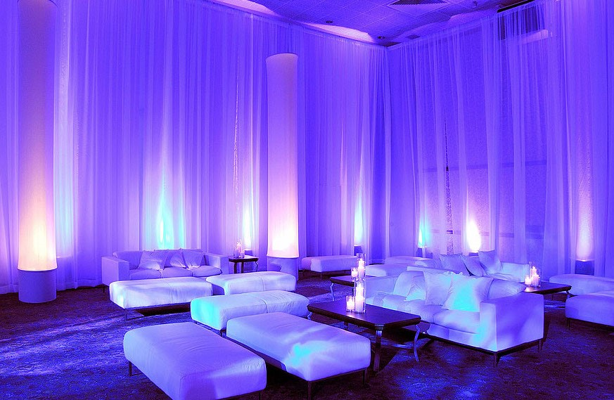 Rent Pipe and Drape for Miami Event