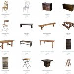 Rustic and Vintage Table Rental Pricing