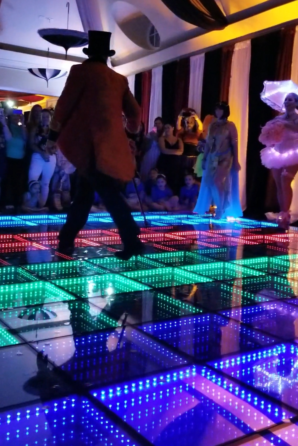 Rent Dance Floors for Miami Event