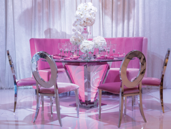 Rent Specialty Tables for Miami Event