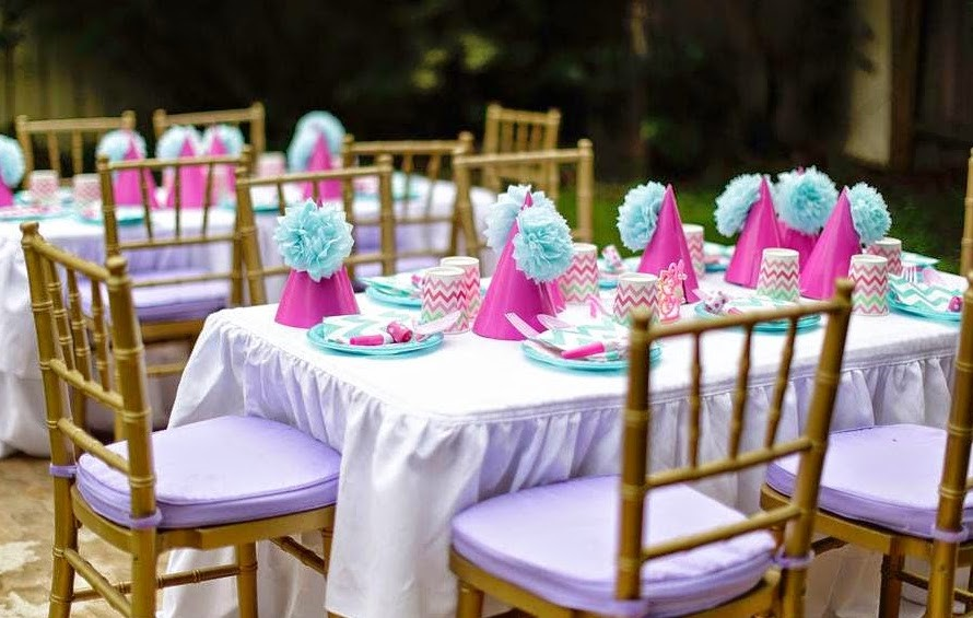 Rent Tables and Chairs for Kids for Miami Event