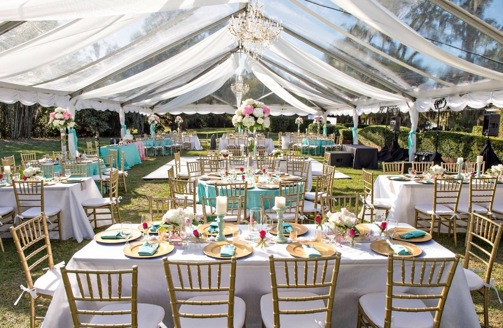 Rent Tents for Miami Event