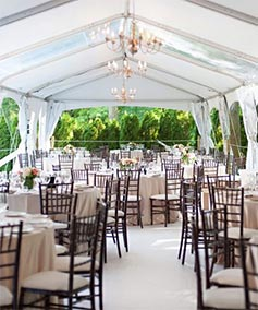 Party Rentals in Miami Florida