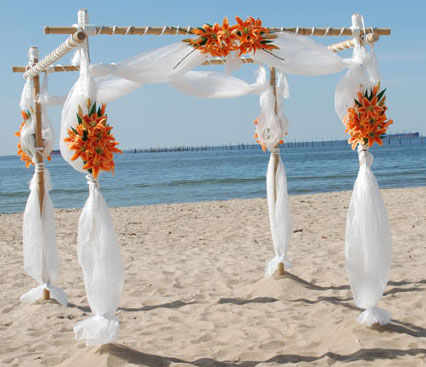 Rent Arch and Chuppahs for Miami Event