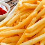 Kids love our golden crispy french fries