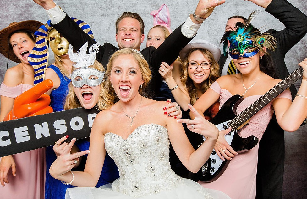 Rent Photo booths for Miami Event