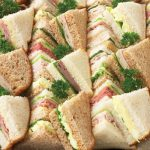 Our sandwich platters for kids are delicious