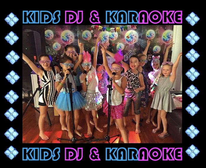 Miami Party Entertainment - Kids DJ & Karaoke sing a long Party