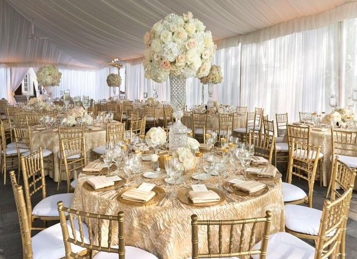 Rent Table Linens for Miami Event