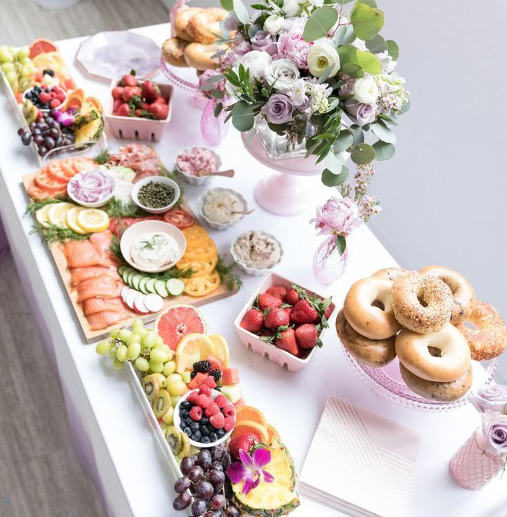 Easter catering event services