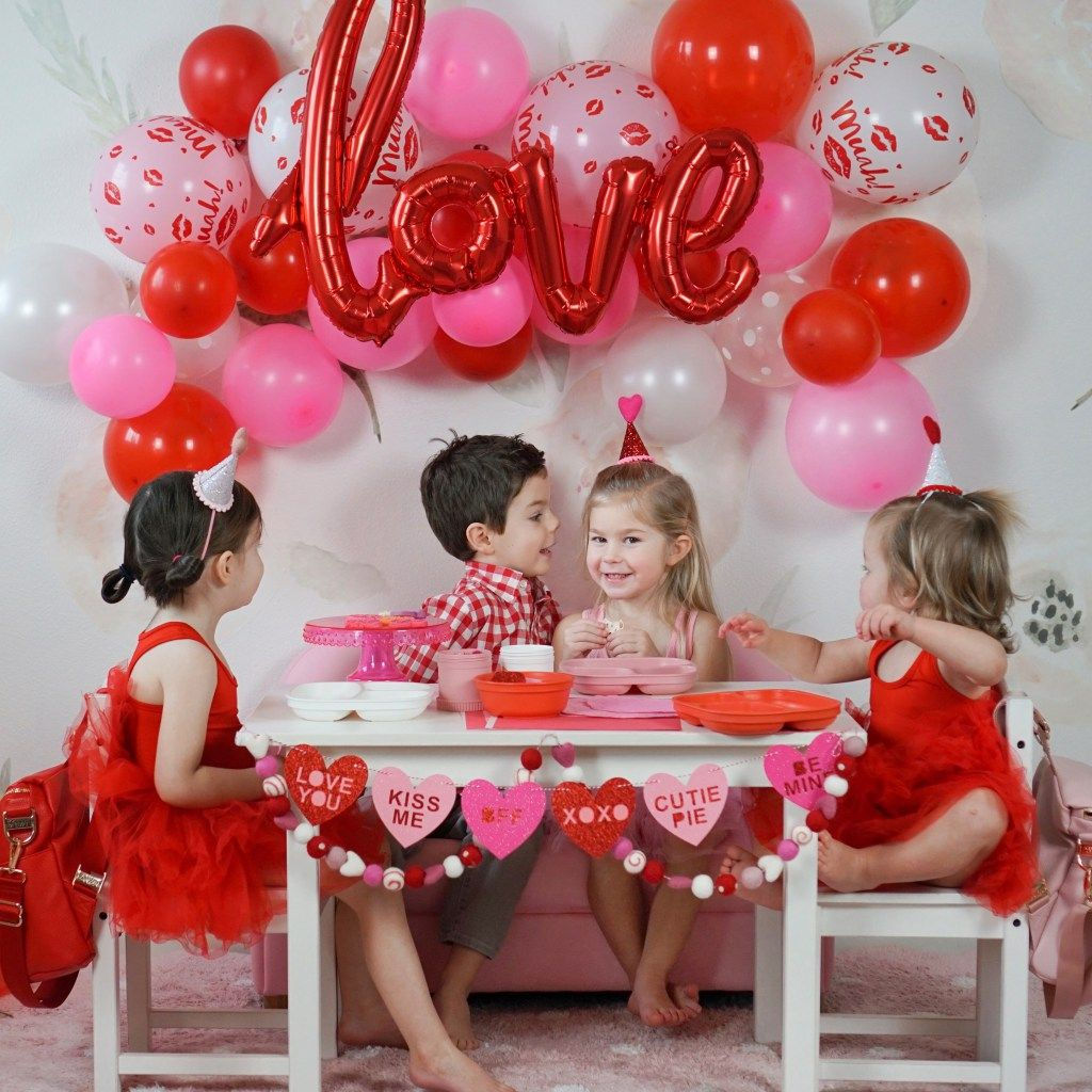 Valentines Day Kids Party